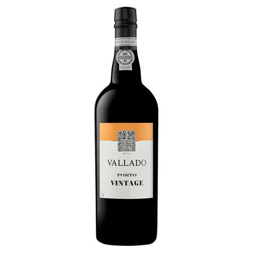 Vin de Porto - Quinta do Vallado - Porto Vintage 2018