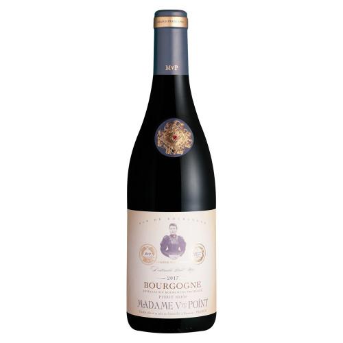 Vin Rosu - Madame Veuve Point - Bourgogne Pinot Noir 2017