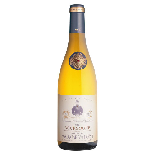 Vin Alb - Madame Veuve Point - Bourgogne Chardonnay 2018