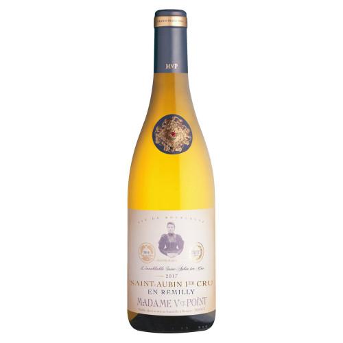 Vin Alb - Madame Veuve Point - Saint Aubin 1er Cru en Remilly Chardonnay 2017