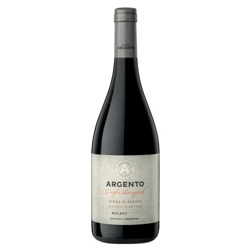 Vin Rosu - Bodega Argento - Single Vineyard Altamira Organic Malbec 2018
