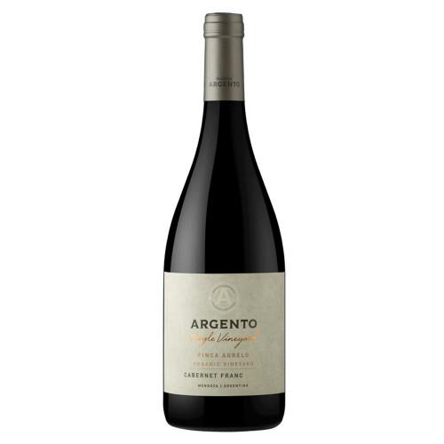 Vin Rosu - Bodega Argento - Single Vineyard Agrelo Organic Cabernet Franc 2018