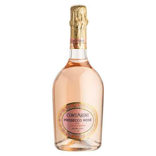 Prosecco Rose - Contarini - D.O.C. Millesimato Extra Dry 2019