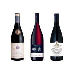 Pachet Trio Pinot Noir de...