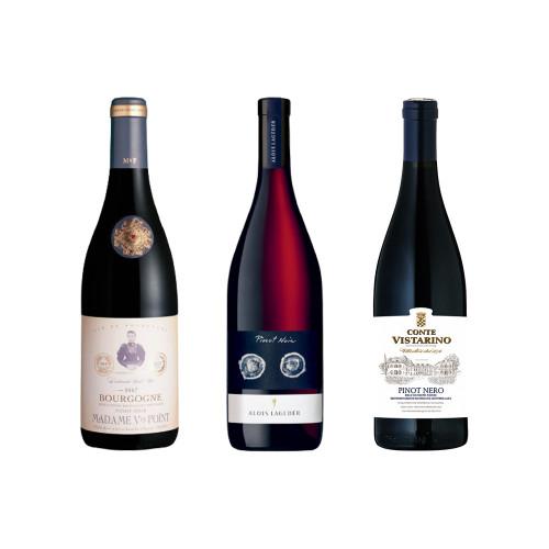 Pachet Trio Pinot Noir de Lume Veche