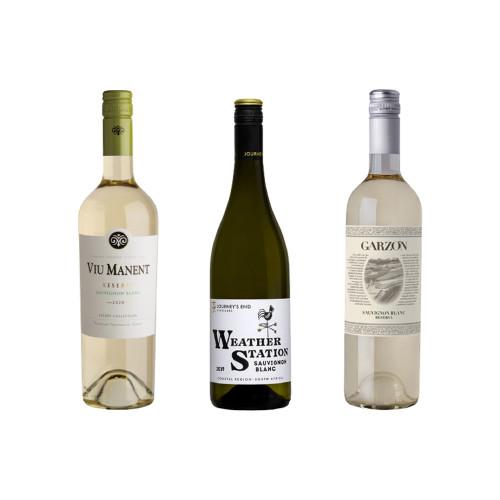 Pachet Trio Sauvignon Blanc de Lume Noua
