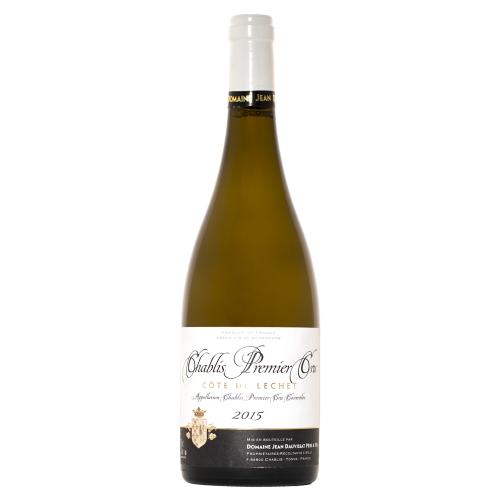 Vin Alb - Domaine Jean Dauvissat Pere & Fils - Chablis 1er Cru Cote de Lechet 2015