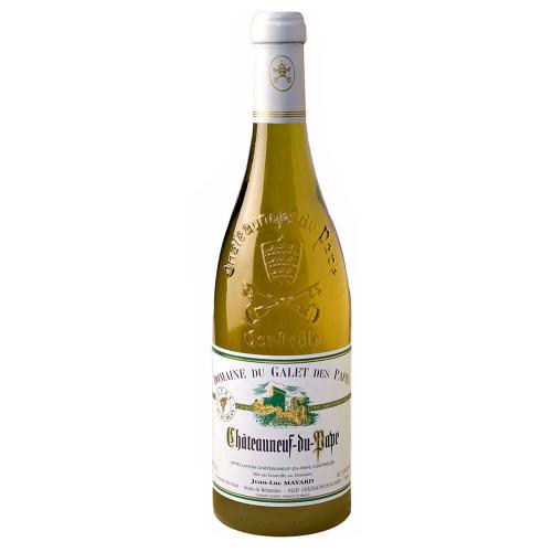 Vin Alb - Châteauneuf-du-Pape - Domaine du Galet des Papes - Blanc 2019