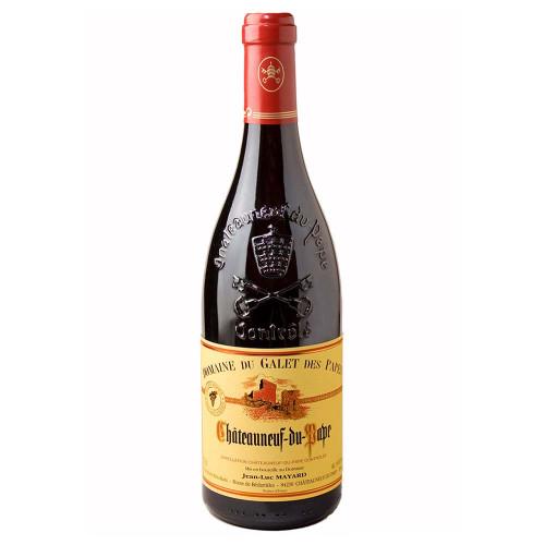 Vin Rosu - Châteauneuf-du-Pape - Domaine du Galet des Papes - Vieilles Vignes Rouge 2016