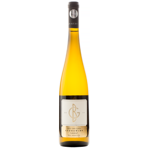 Wine Princess - Balla Geza - Furmint Stonewine 2015