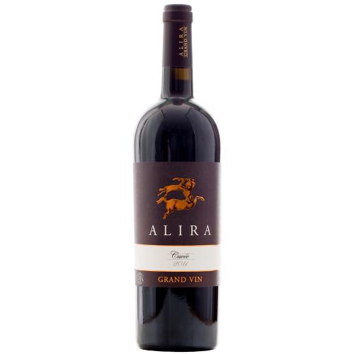 Vin Rosu - Alira - Grand Vin - Cuvee 2011