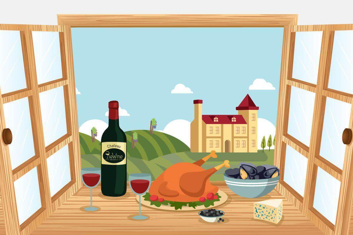 Asocieri culinare clasice