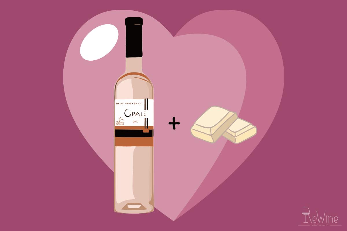 Cadoul perfect de Valentine's Day: Un vin bun si ciocolata