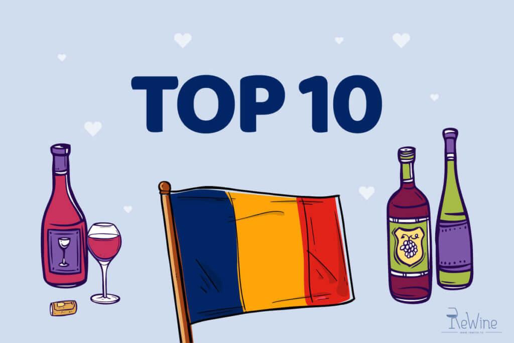 Topul vinurilor romanesti de pe ReWine.ro