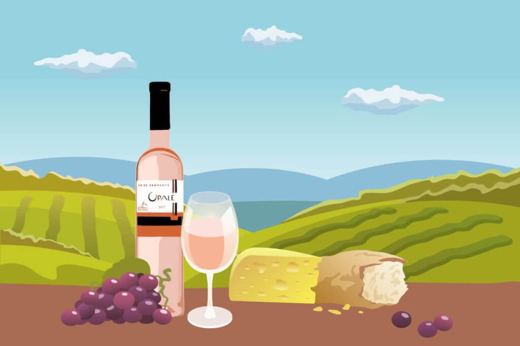 4 Metode de a obtine vin rosé