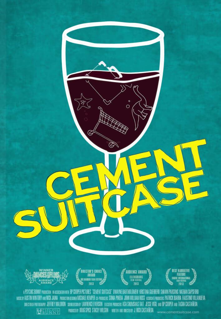 cement suitcase film despre vin