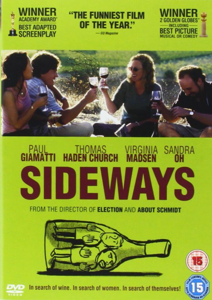 sideways film despre vin