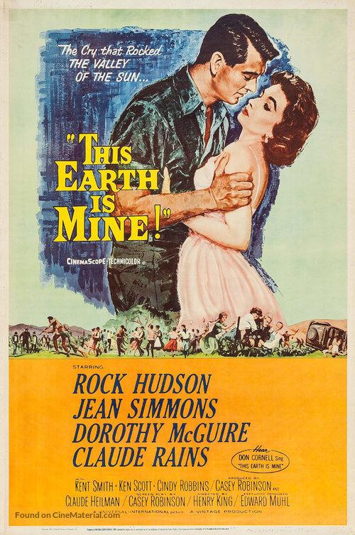 this earth is mine film despre vin