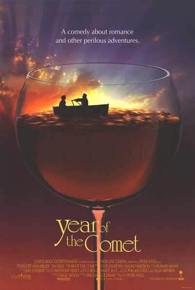 year of the comet film despre vin