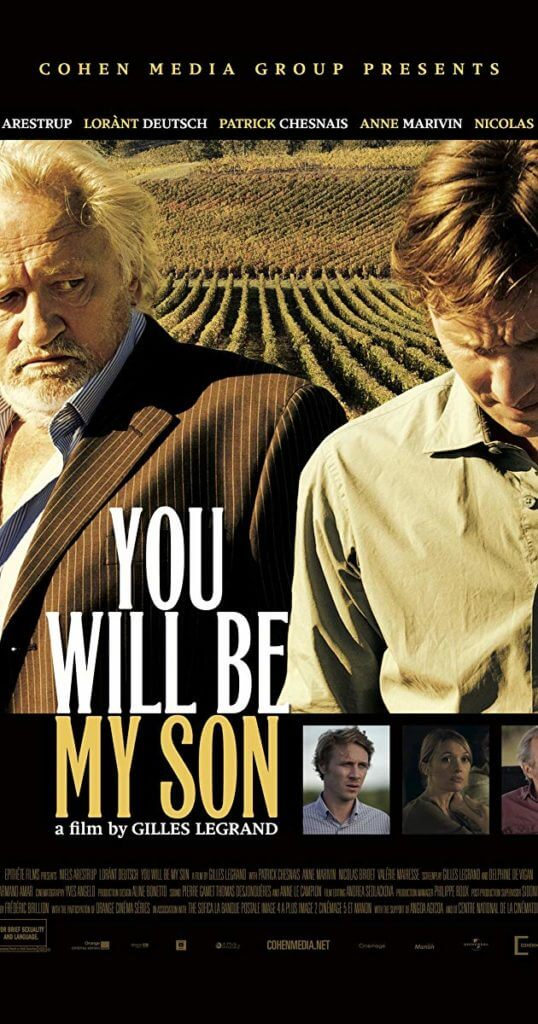 you will be my son film despre vin