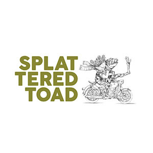 SPLATTERED TOAD