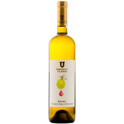 Domeniul Vladoi - Ravak Pink - Sauvignon Blanc & Pinot Gris 2014