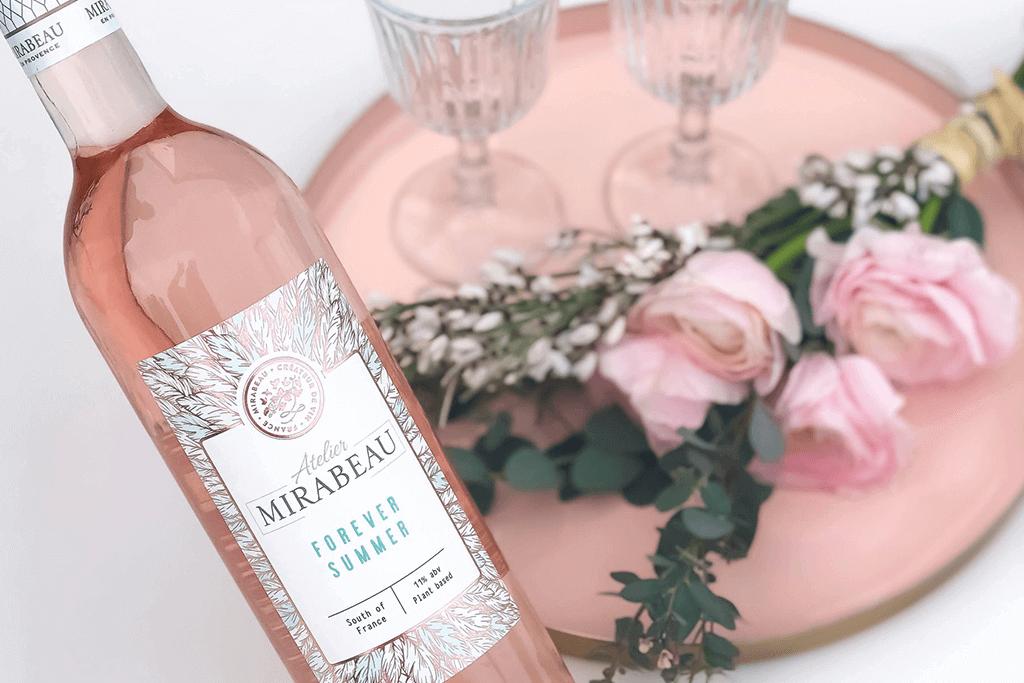 vin rose frantuzesc