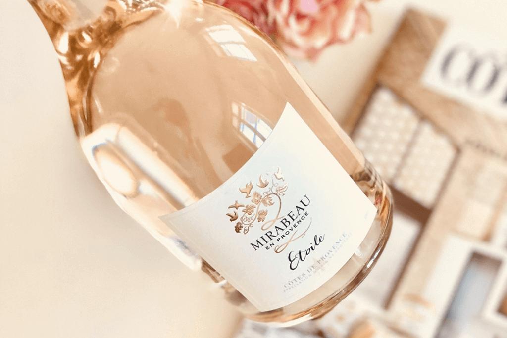 vin rose Provence