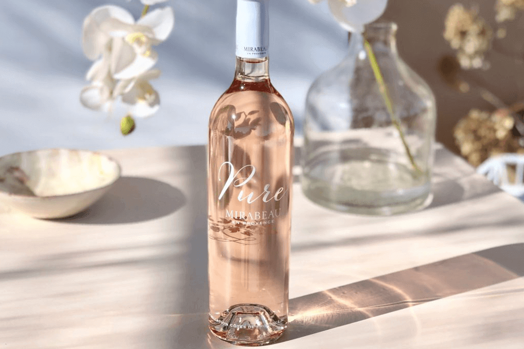 vin rose bun